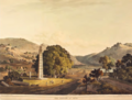 Salt and Havell (1809) The Obelisk at Axum.png