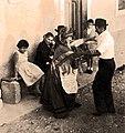Saltarelle vers 1930.jpg