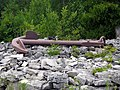 Salvaged Anchor, Tobermory - panoramio.jpg