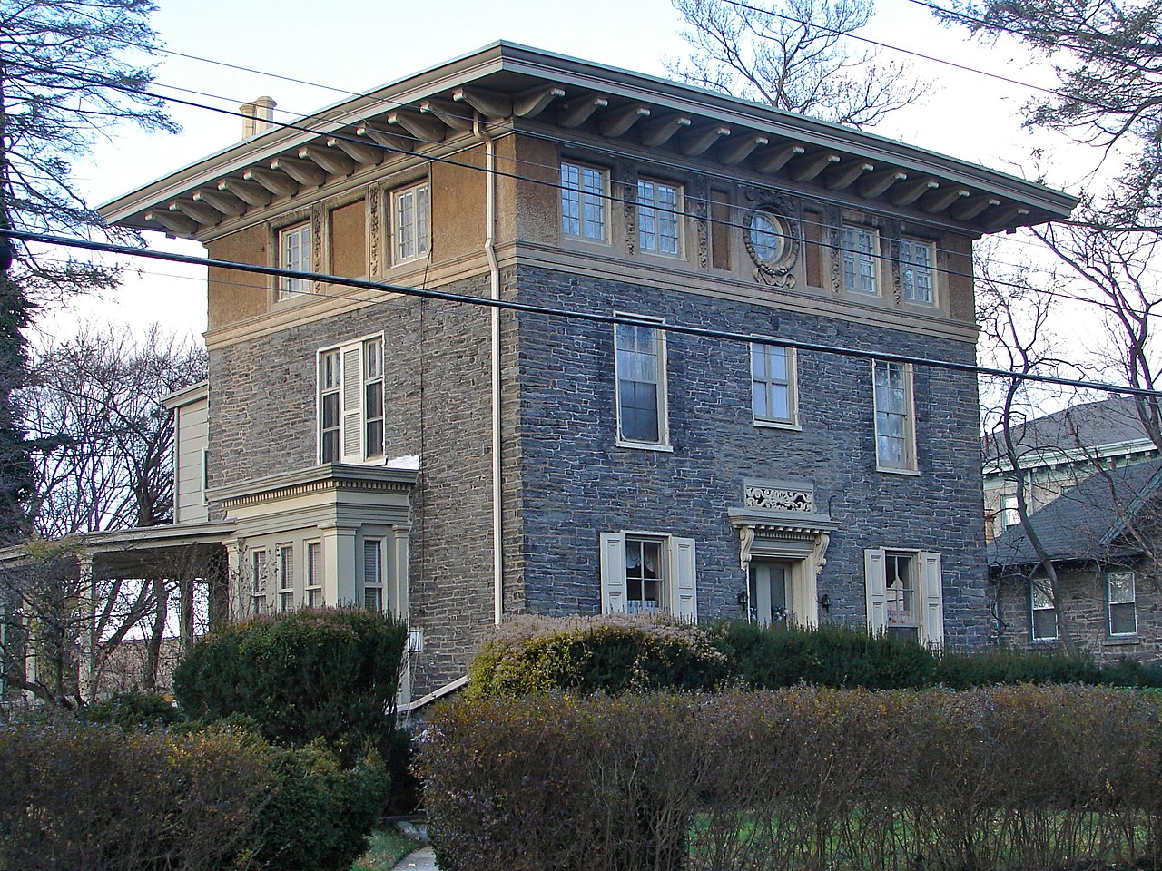 An historical overview of chestnut hill for Austin house