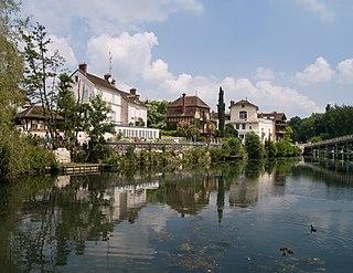 Samois-sur-Seine Commune in Île-de-France, France