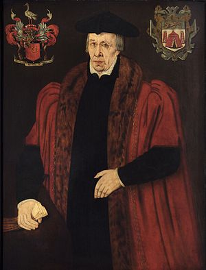 St John's College, Oxford - Thomas White, founder of the College