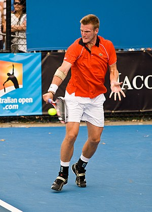 Sam Groth - Groth in 2010