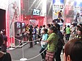 Samurai Warriors 3 exhibition - 2.jpg