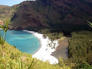 Zambales - Western coastline of the province featuring several coves