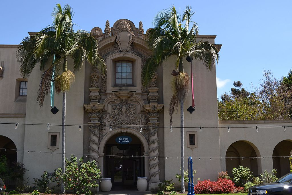 San Diego Art Institute in Balboa Park