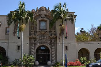 San Diego Art Institute - San Diego Art Institute in Balboa Park