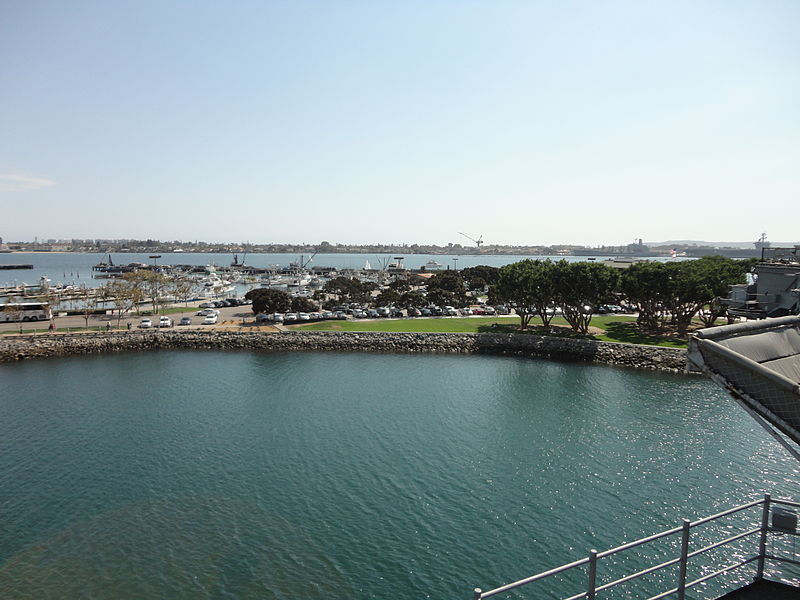 File:San Diego Bay from USS Midway 8 2013-08-23.jpg