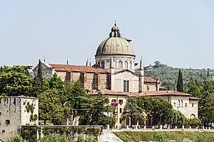 San Giorgio in Braida, Verona - Image: San Giorgio in Braida (Verona)