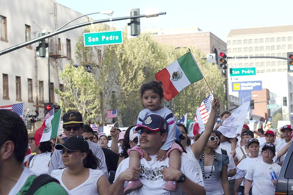 San Jose May Day 01