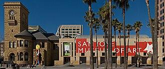San Jose Museum of Art - Image: San Jose Museum of Art