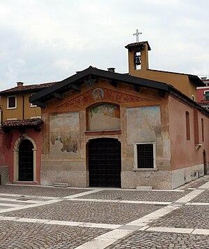 Villafranca di Verona - Church of San Rocco.
