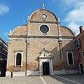 Santa Maria dei Carmini (Venice) Fassade.jpg