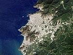 Santa Marta, Colombia by Planet Labs.jpg