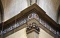 Santa maria delle carceri, interno, fregio di andrea della robbia, 1492-95, 03.jpg
