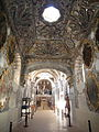 Santuario de Jesús Nazareno de Atotonilco interior parte2.JPG