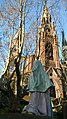 Santuario de Lourdes - Santos Lugares - Santa Bernardita.jpg