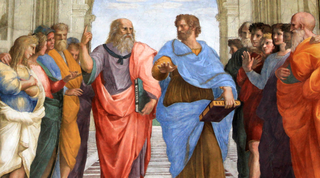 philosophers active before and during the time of Socrates