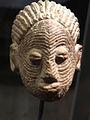 Sao culture, head. Terracotta, Woutio, Cameroon. Muséum de La Rochelle.jpg