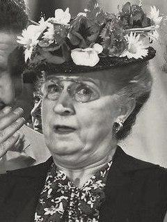 Sarah Edwards (actress) American actress (1881–1965)