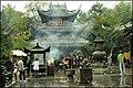 Saturday Morning at Longhua Temple - panoramio.jpg
