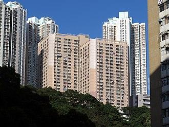 Sau Mau Ping Estate - Sau Mau Ping Estate Sau Ming House