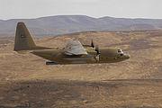 Saudi C-130