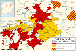 Electorate of Saxony