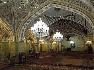 Sayyidah Ruqayya Mosque - Image: Sayyidah Ruqayya Mosque 03