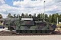 Schützenpanzer ULAN des Österreichischen Bundesheeres am Bahnhof Gmünd 01.jpg