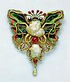 Schmetterling-Polyp brosche von W.L. von Cranach.jpg