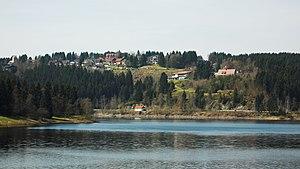 Schulenberg im Oberharz - Image: Schulenberg Weisswasser