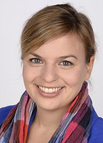 2018 Bavarian state election - Image: Schulze Katharina Bildarchiv Bayerischer Landtag, Foto Eleana Hegerich