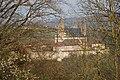 Schwäbisch Hall - Comburg - Ansicht vom Tullauer Steigle 04.jpg