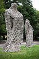Sculpture Etude I-V Eugene Dodeigne Bruehlstrasse Hanover Germany 02.jpg