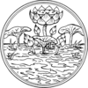 Official seal of Ubon Ratchathani