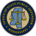 Seal of the Mississippi Office of State Public Defender.png