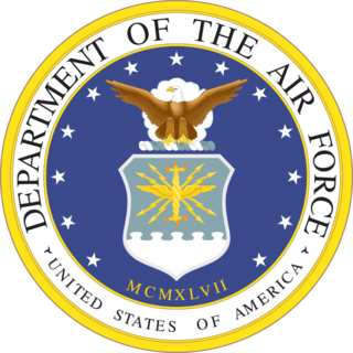 United States Under Secretary of the Air Force Second-highest ranking civilian official in the Department of the Air Force of the USA
