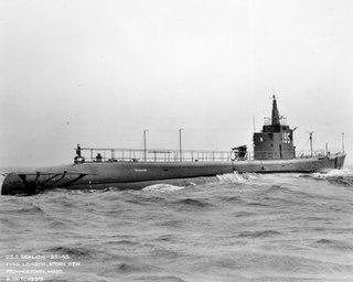 USS <i>Sealion</i> (SS-195) submarine