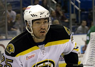 Sean Zimmerman American ice hockey player