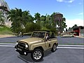 Second Life Vehicle, UAZ.jpg