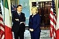 Secretary Clinton Meets With Italian Foreign Minister (3583707854).jpg