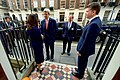 Secretary Kerry Speaks With Dr. Balisciano After Arriving at the Benjamin Franklin House in London (30573403162).jpg