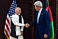 Secretary Kerry with Ashraf Ghani Ahmadzai.jpg
