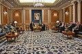Secretary Pompeo Meets with Saudi Crown Prince Mohammed bin Salman (44637935134).jpg