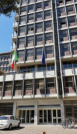Italian Competition Authority - The seat of the AGCM, Rome
