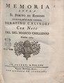 Serafino Calindri – Memoria sopra il porto di Rimino compilata dal sig, 1765 - BEIC 2059446.tif