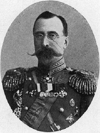 Sergey Semyonovich Khabalov - General Sergey Khabalov