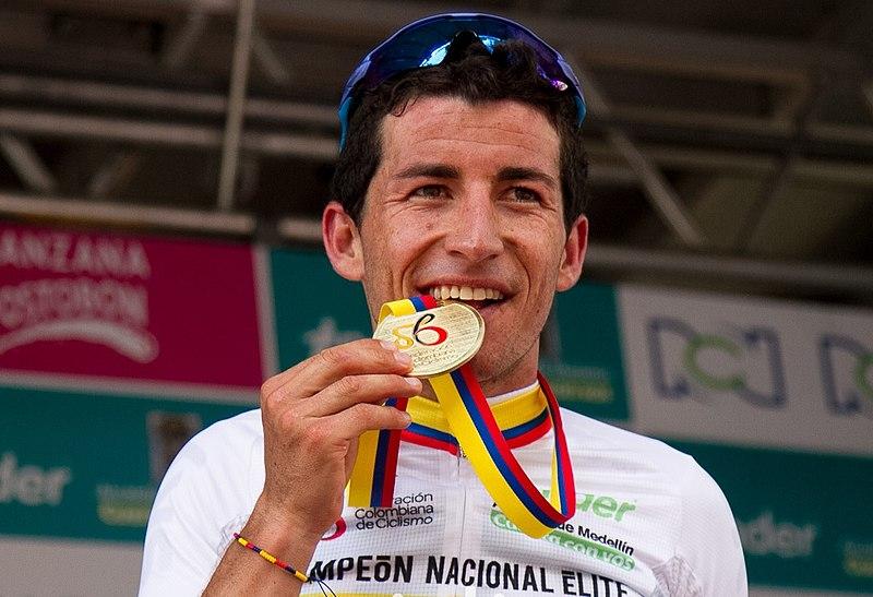 Archivo:Sergio Henao-Campeon Nacional Ruta 2018.jpg