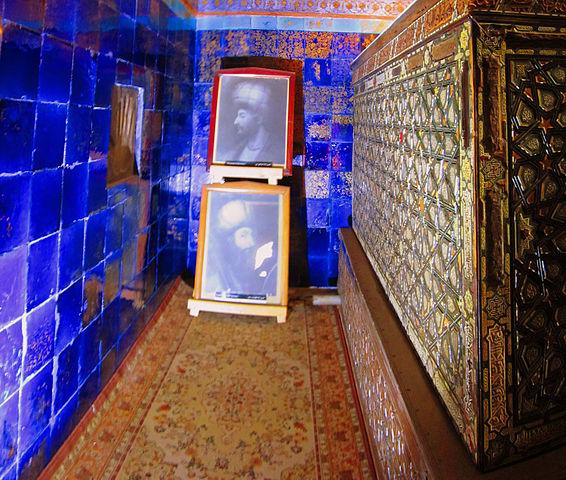 مقبره شاه اسماعیل صفوی در زادگاهش